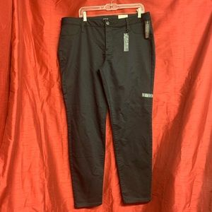 a.n.a. Jeggings size 16W Black